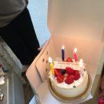 今日はbilancia店長しんちゃんの誕生日