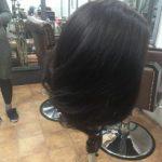 美容師の練習