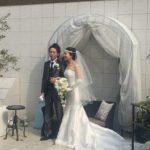 いとこが美容師と結婚しました!