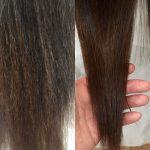 酸性ストレート髪質改善縮毛矯正が凄い