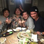 新宿で大先輩美容師と美味しい貝を食べてきたお話し