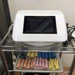 設備投資 デジタルパーマ機